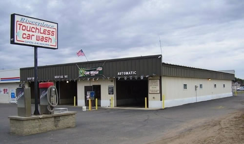 River place car wash amery wi owned and operated by lake services car wash solutioingenieria Image collections