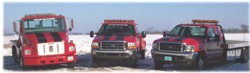 Towing Service Polk County WI